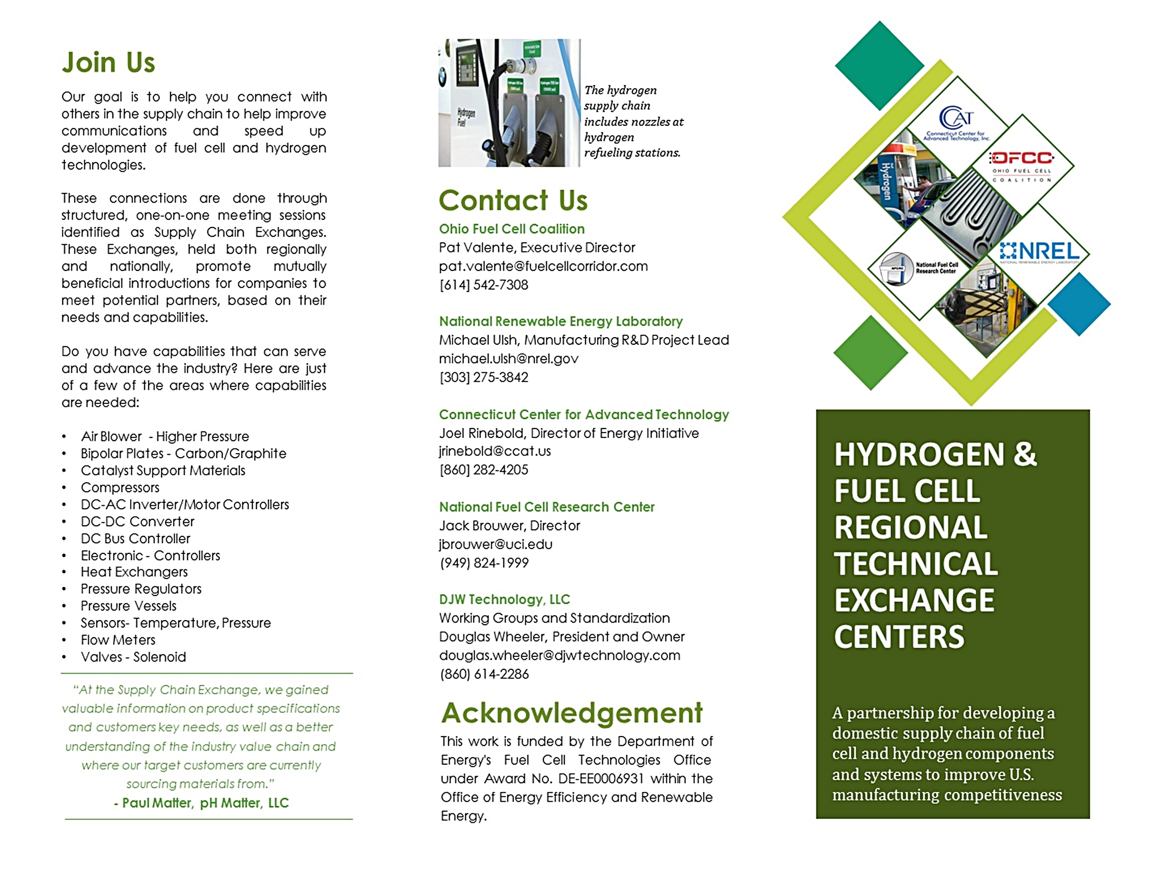 Brochure-Regional Technical Exchange Centers-11.30.18 pg 1.jpg
