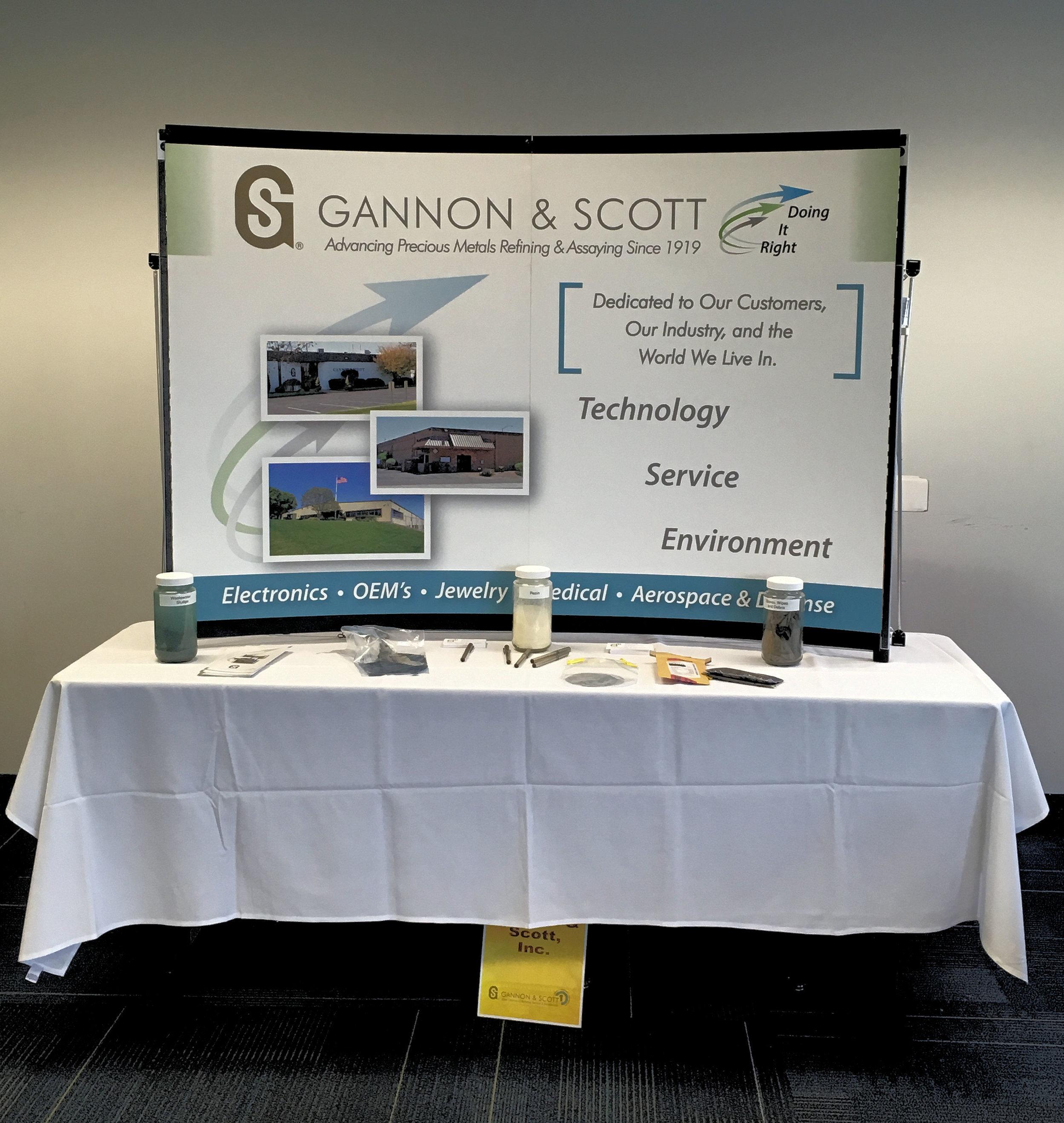 Gannon & Scott Exhibit