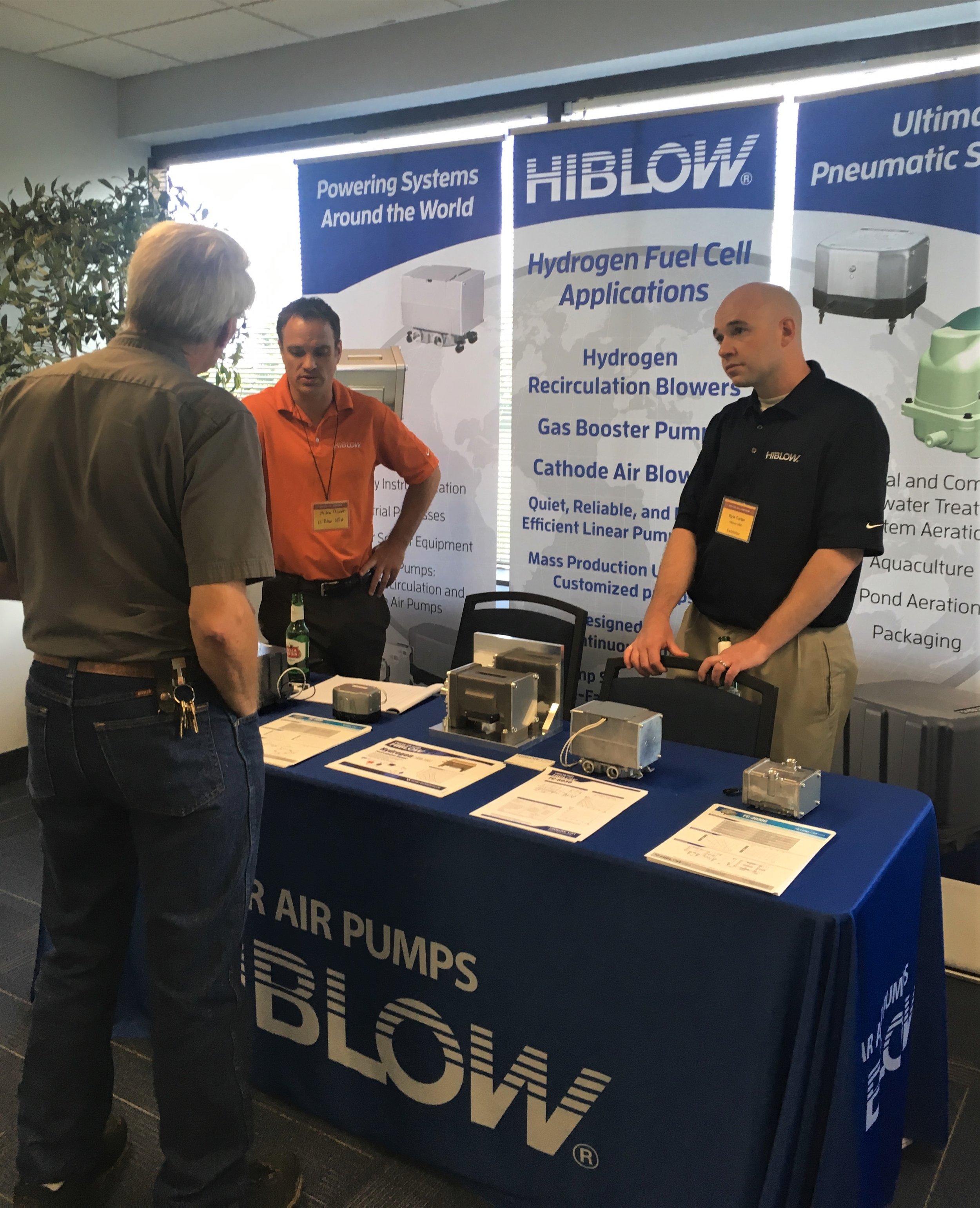 Hiblow-USA Exhibit