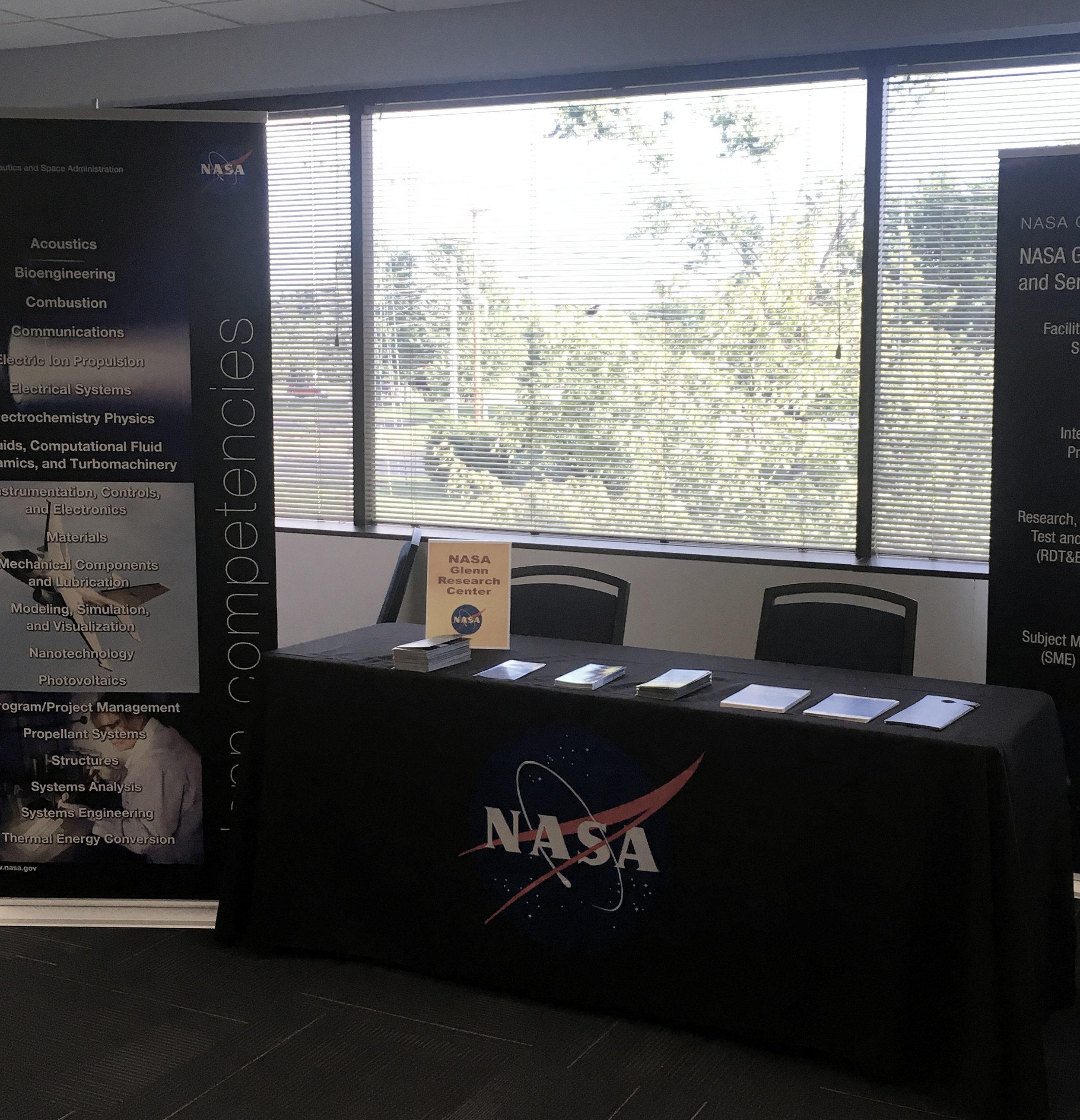 NASA GRC Exhibit