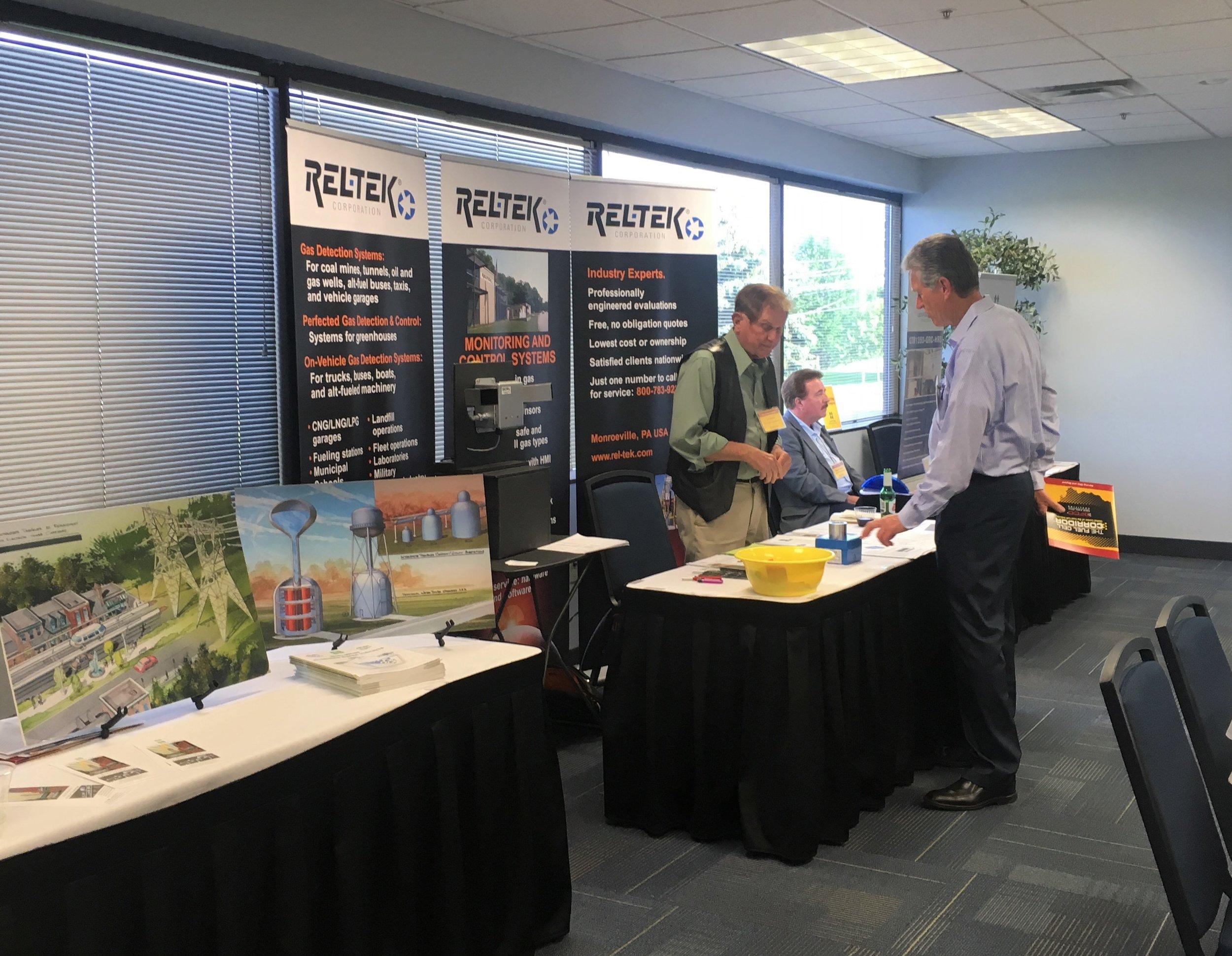 Interstate Traveler Co. & Rel-Tek exhibits