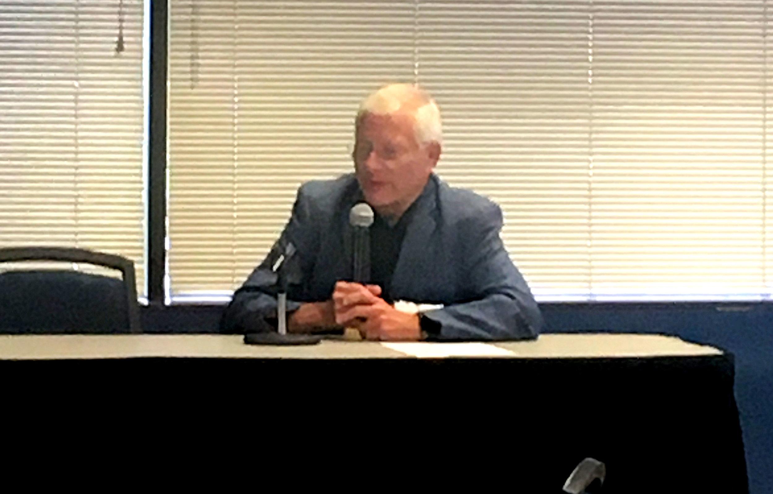 SOFC Panel - Rodger McKain - Consultant