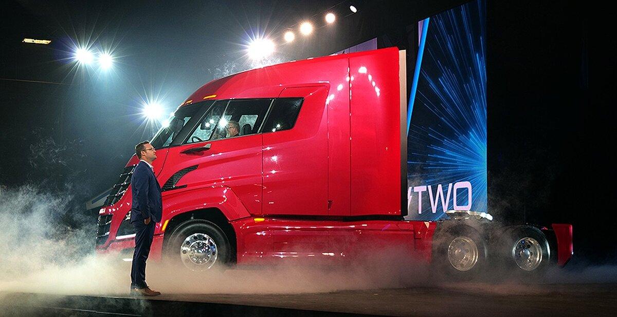 Meet the CEO who's building 14K hydrogen semitrucks