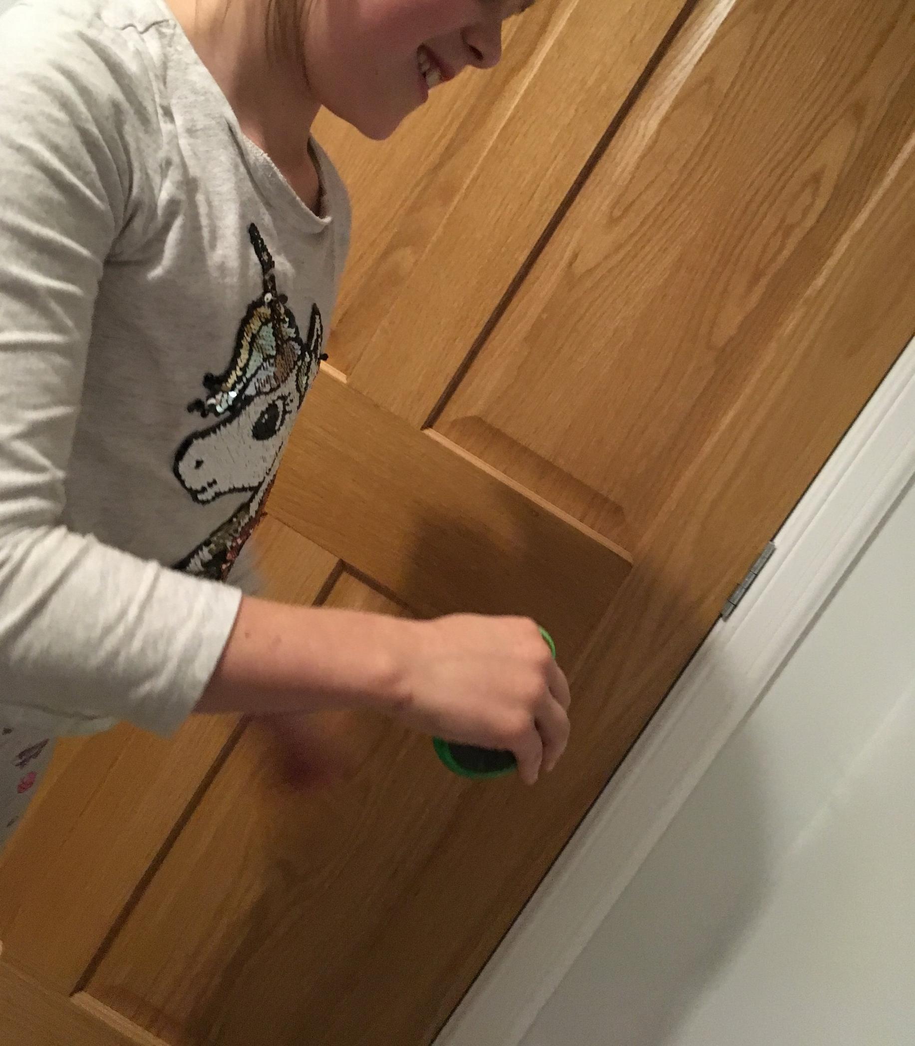 spinning a yo-yo