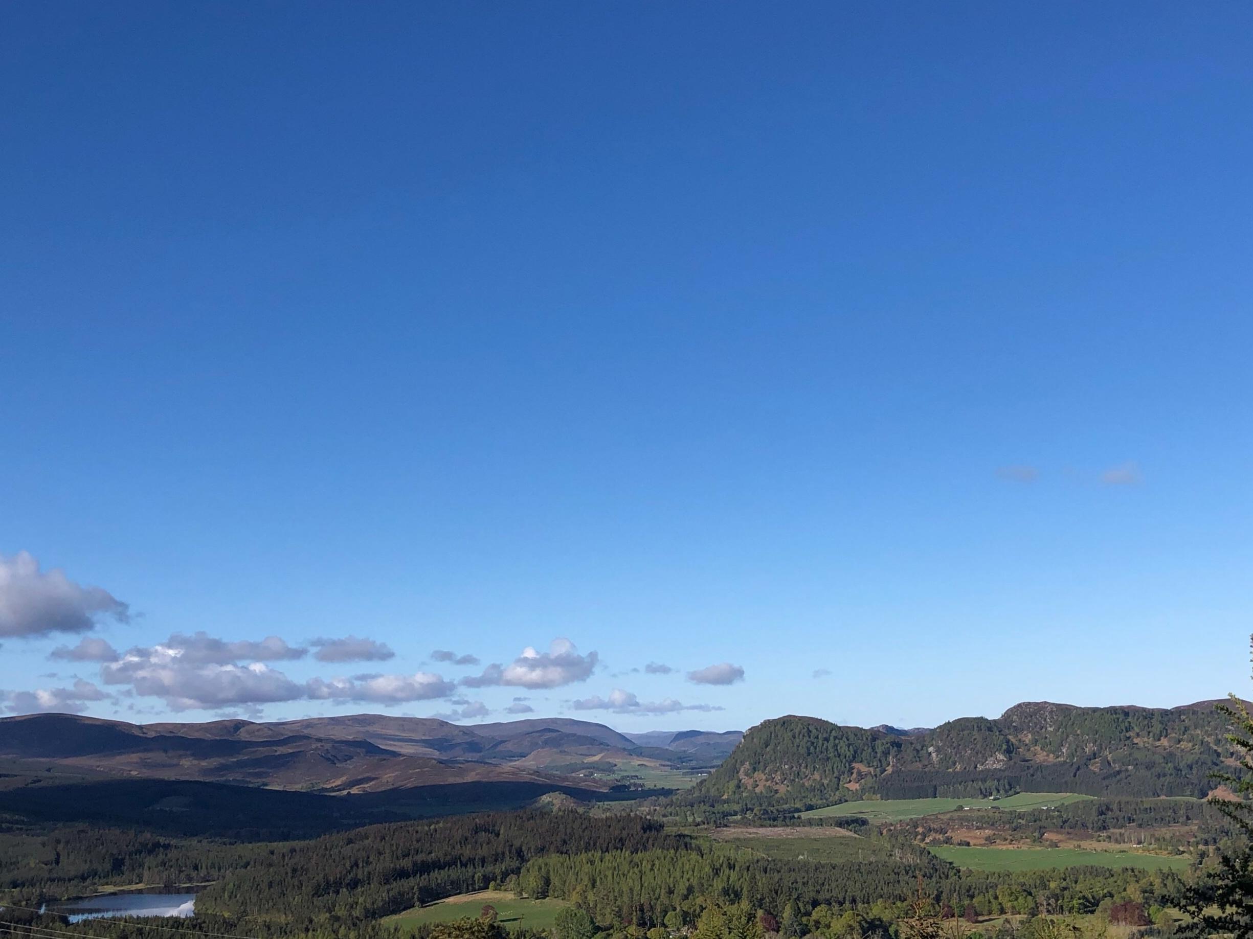 Loch Farr and Strathnairn
