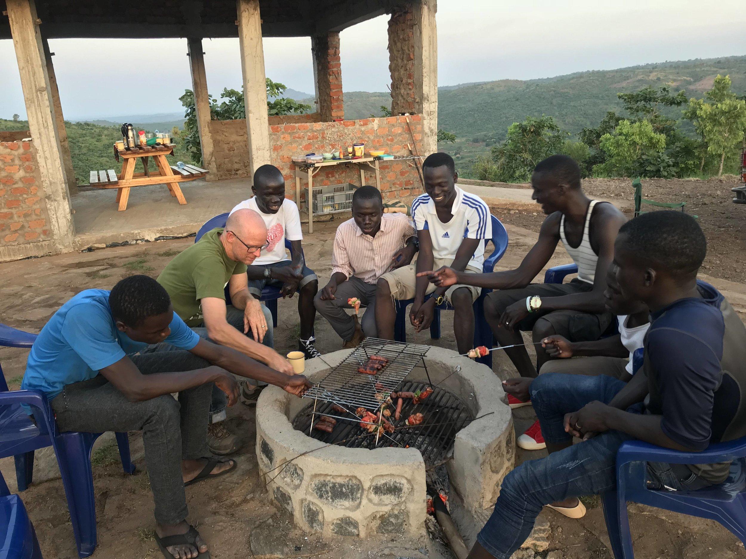 arise-discipleship-retreat-center-aura-uganda-hisvoice