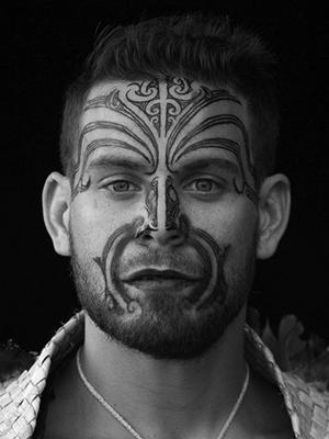 Shay Wright  Te Whare Hukahuka