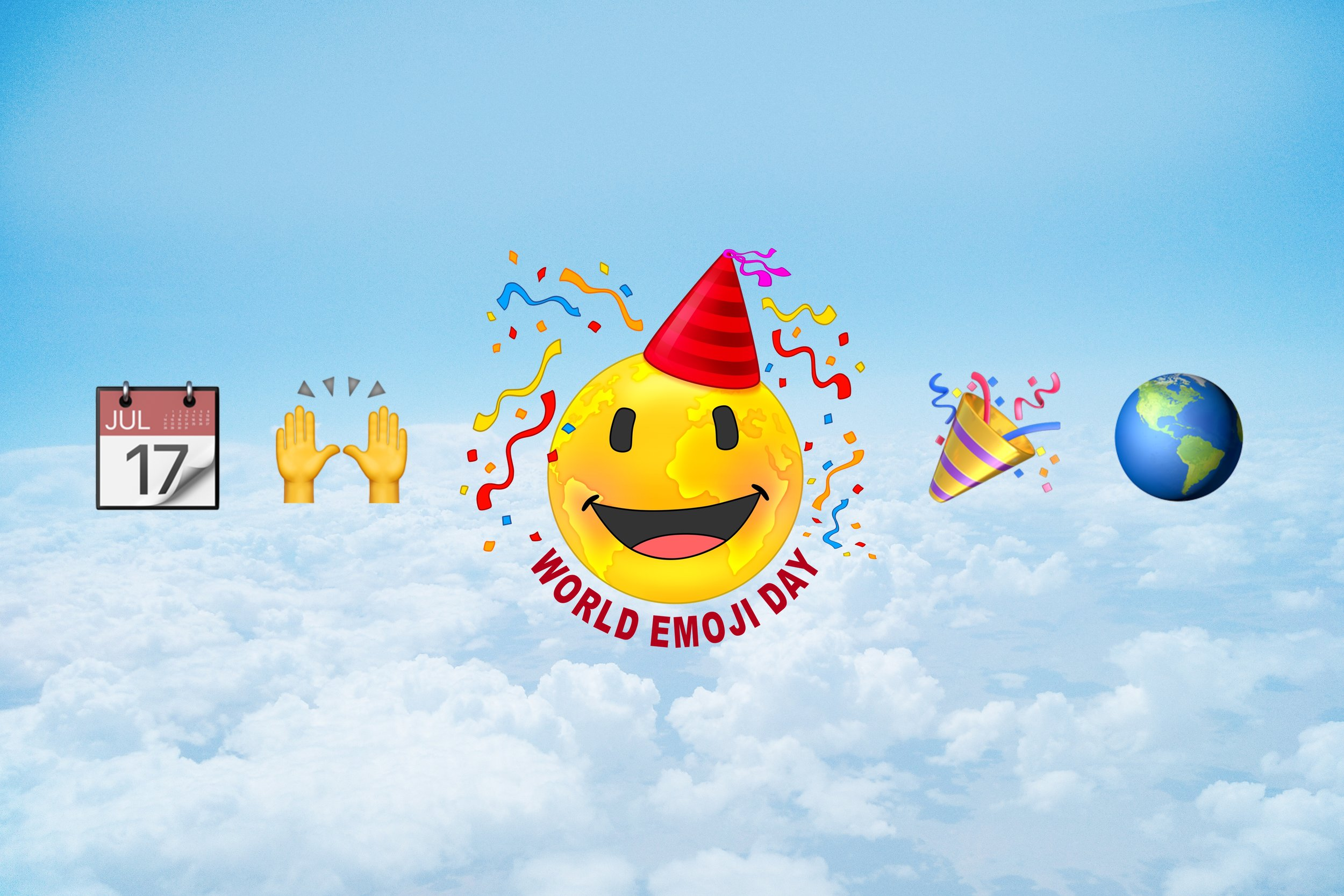 📅 World Emoji Day — July 17 2019