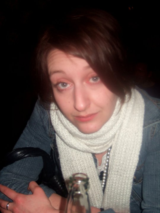 Me circa 2009, self-medicating. Lost and full of self-loathing.