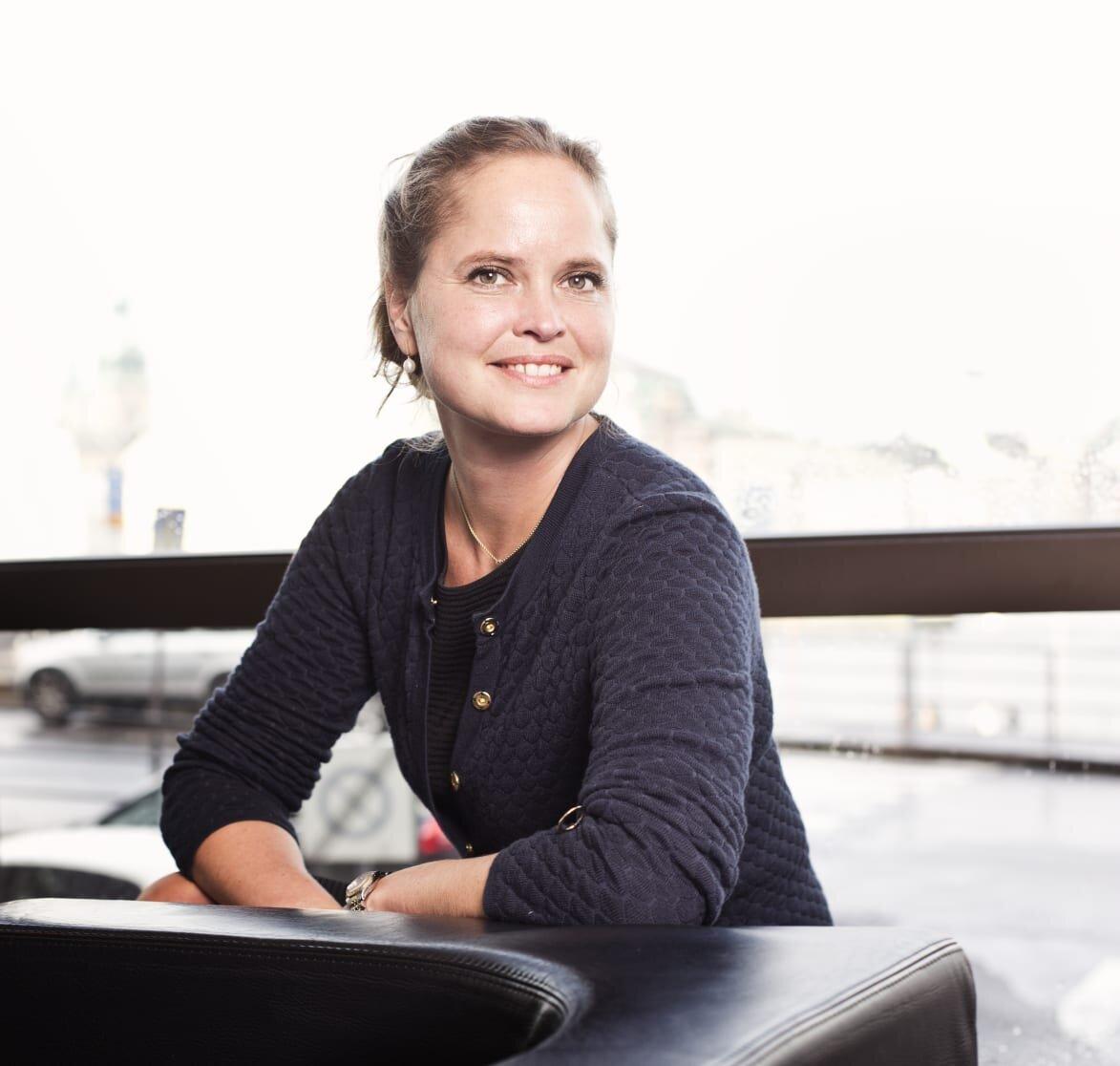 Sofia Ahlmark Hyvärinen, IoT-chef på Telenor