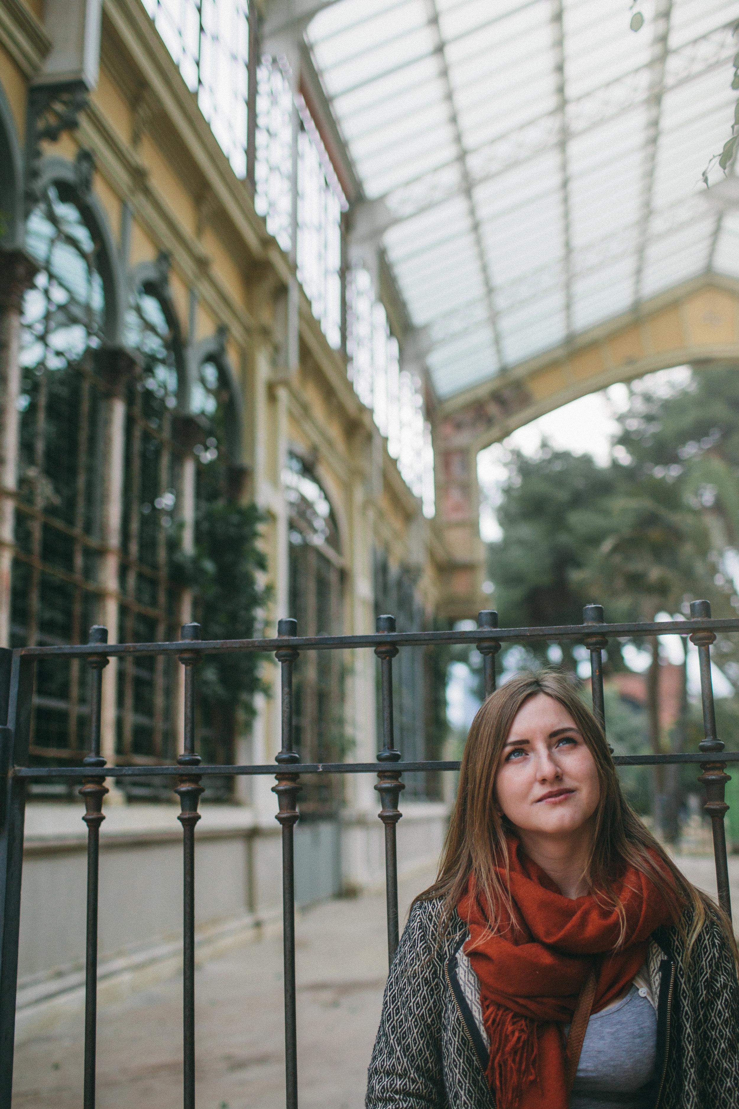 My life in Barcelona - Marta
