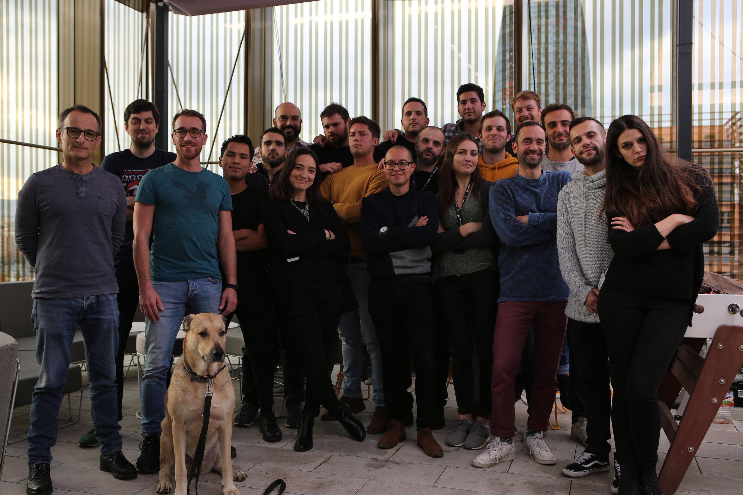 xceed team barcelona mattia franco