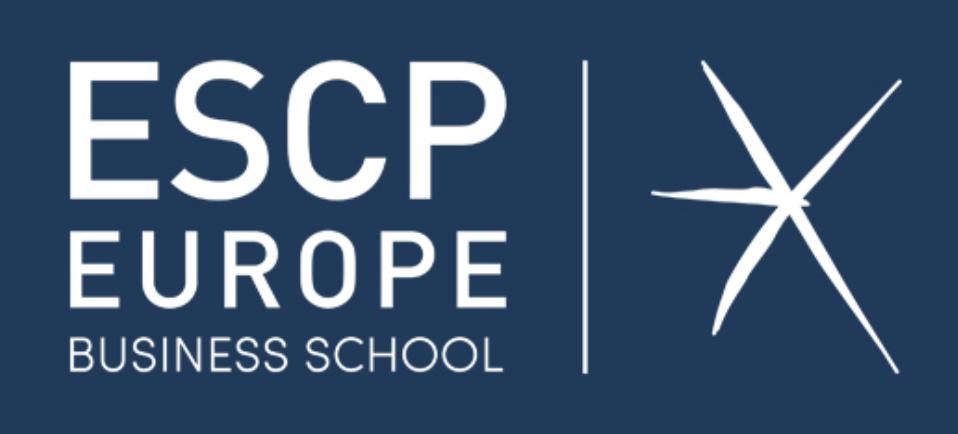 ESCP europe paris business school logo