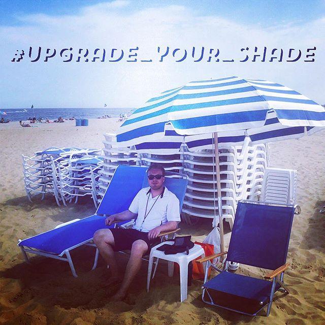 Thank you Belmar for a great opening weekend! ⛱#upgradeyourshade #belmar  #jerseyshore #beachlife #grateful