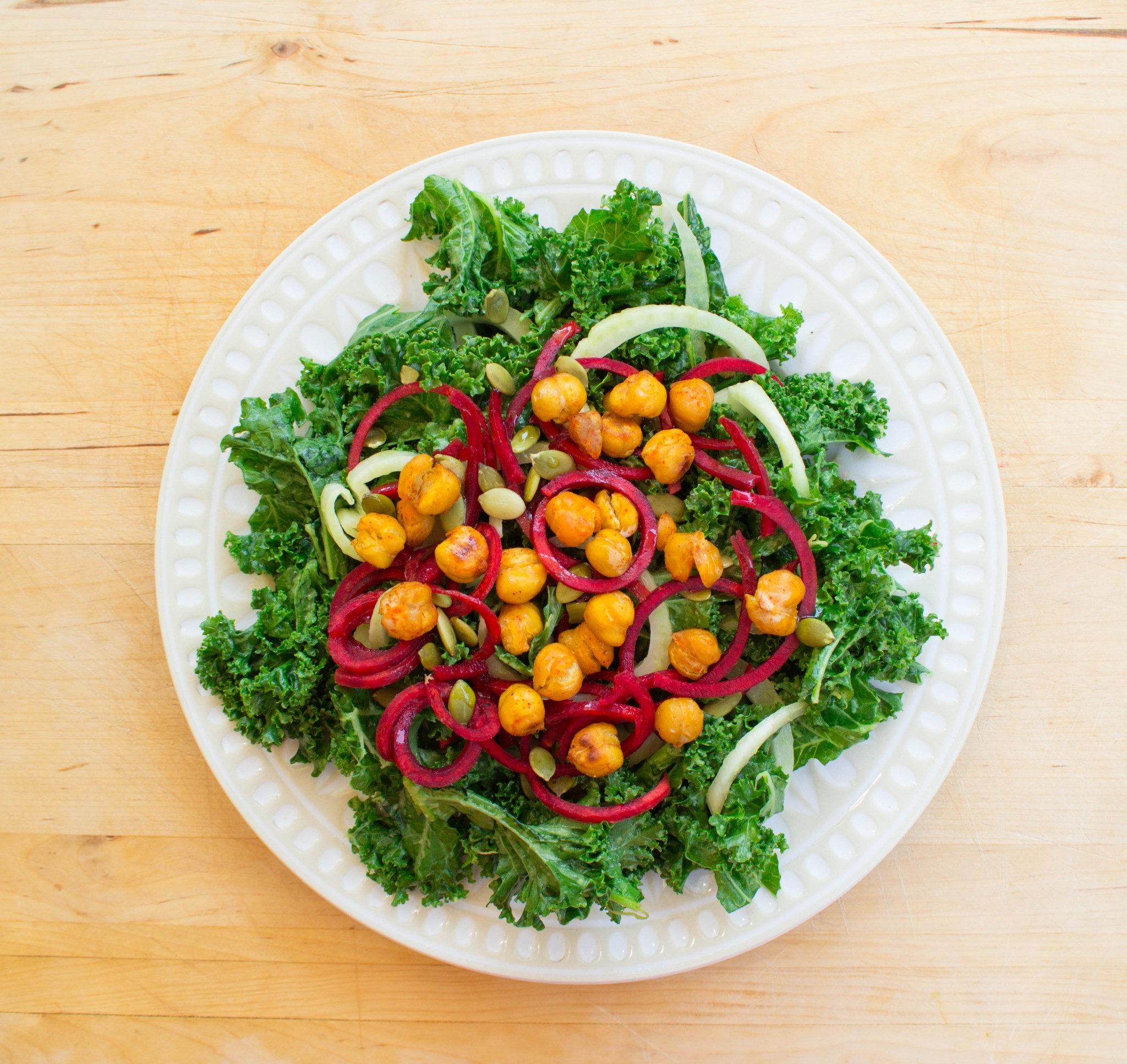 The Perfect Kale Salad