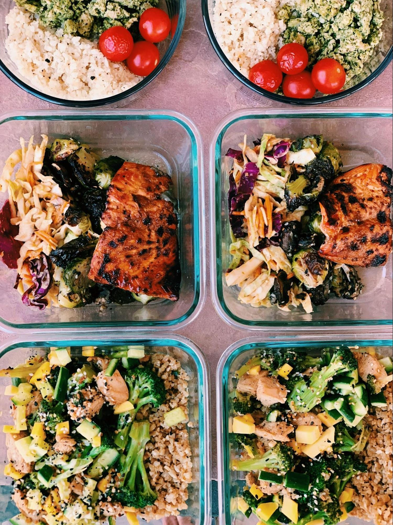 Copina Connect: Melissa's Healthy Kitchen Meal Prep
