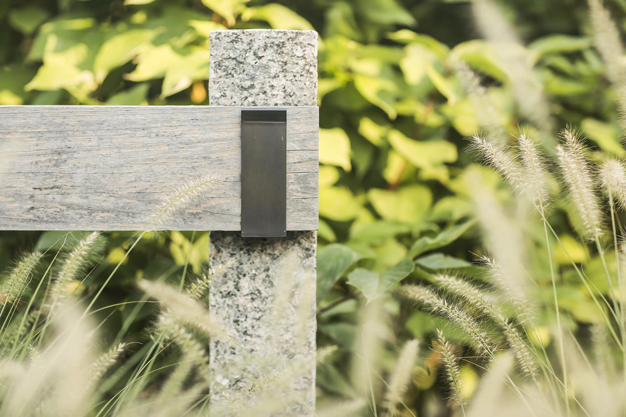 Bald Cypress  Fence Rail Wilton, CT