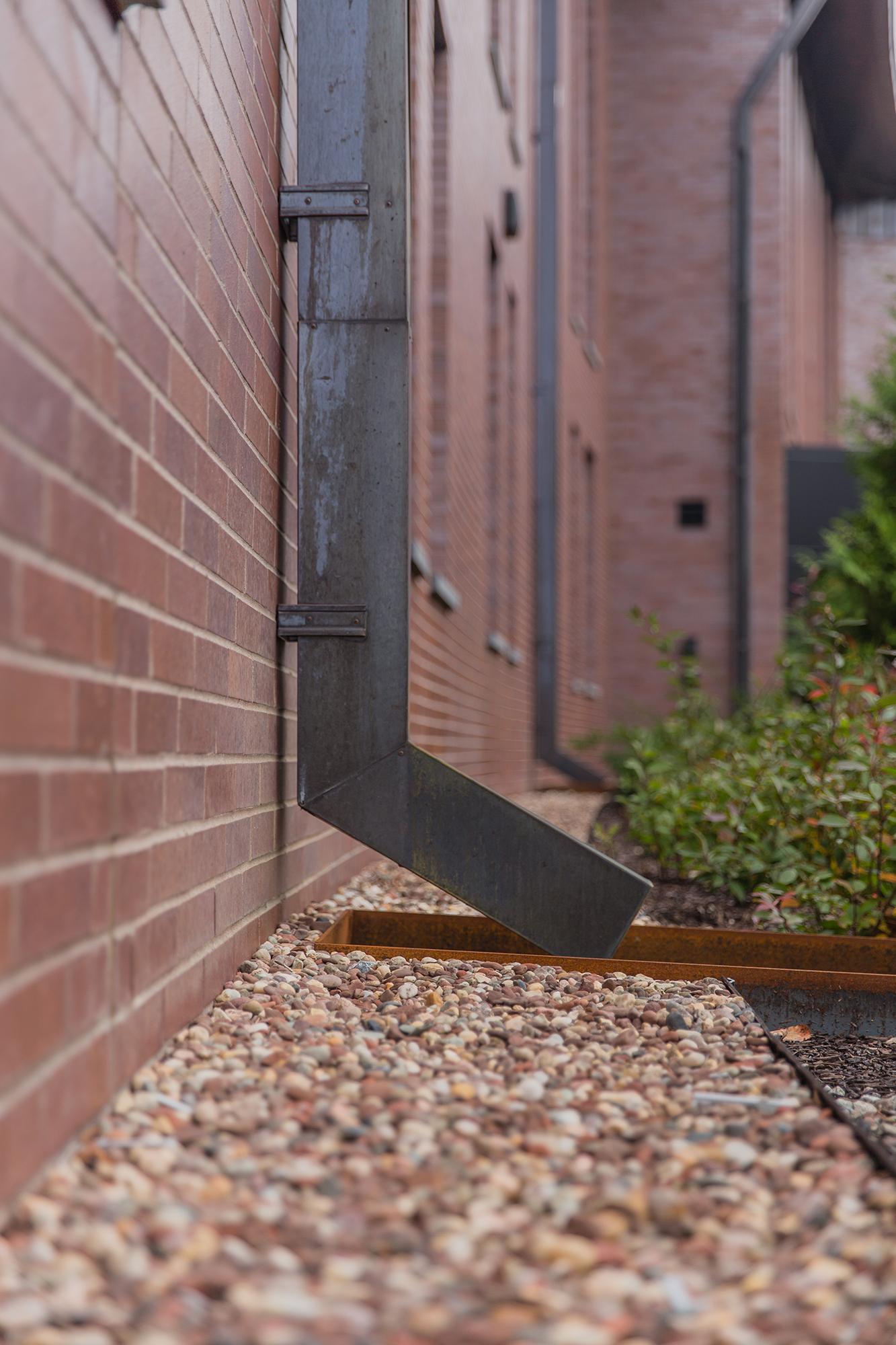 Rainwater Harvesting  Sacred Heart University