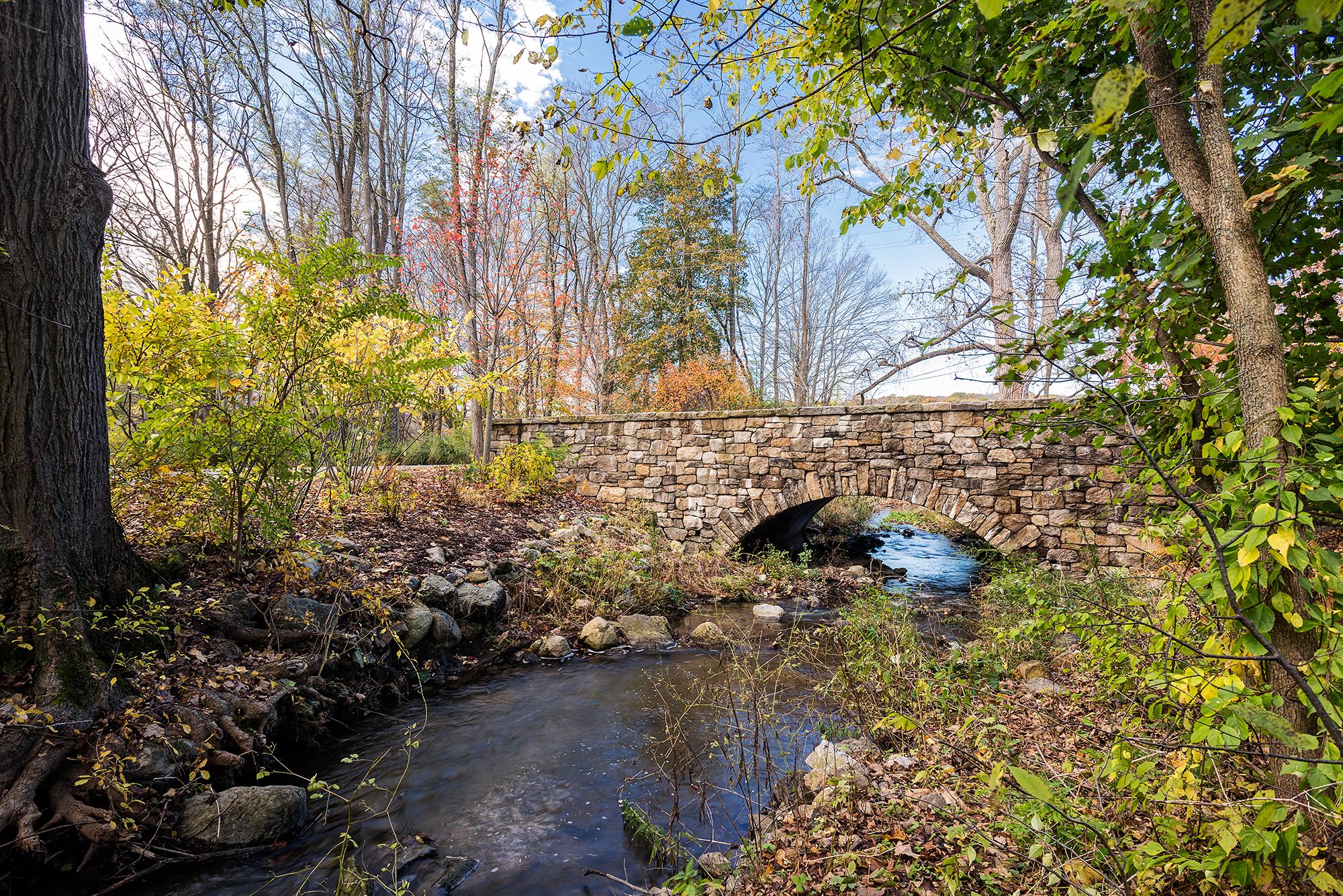 Bridge  Millbrook School Millbrook, NY