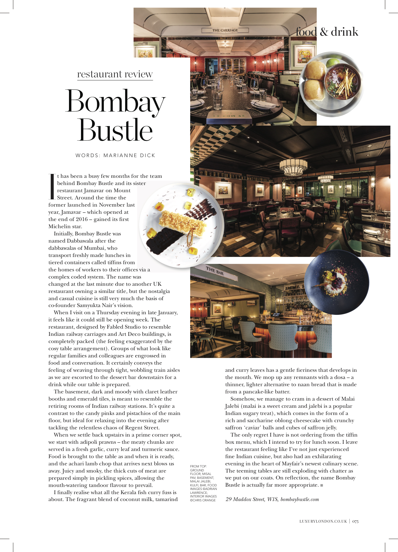 075 MAYF APR 18 FOOD & DRINK - REVIEW BOMBAY BUSTLE.jpg