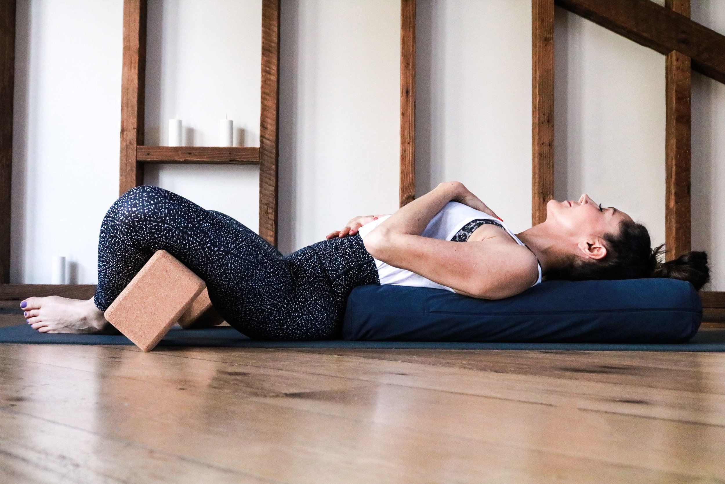 RECOVERY YOGA - Recovery Yoga sessions are tailored to help you increase flexibility, improve range of motion, enhance general mobility and used as a means of injury prevention for many athletes.