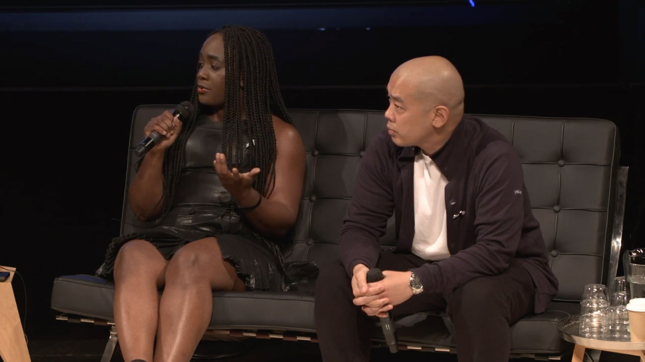 Jeffstaple + Karen Okonkwo