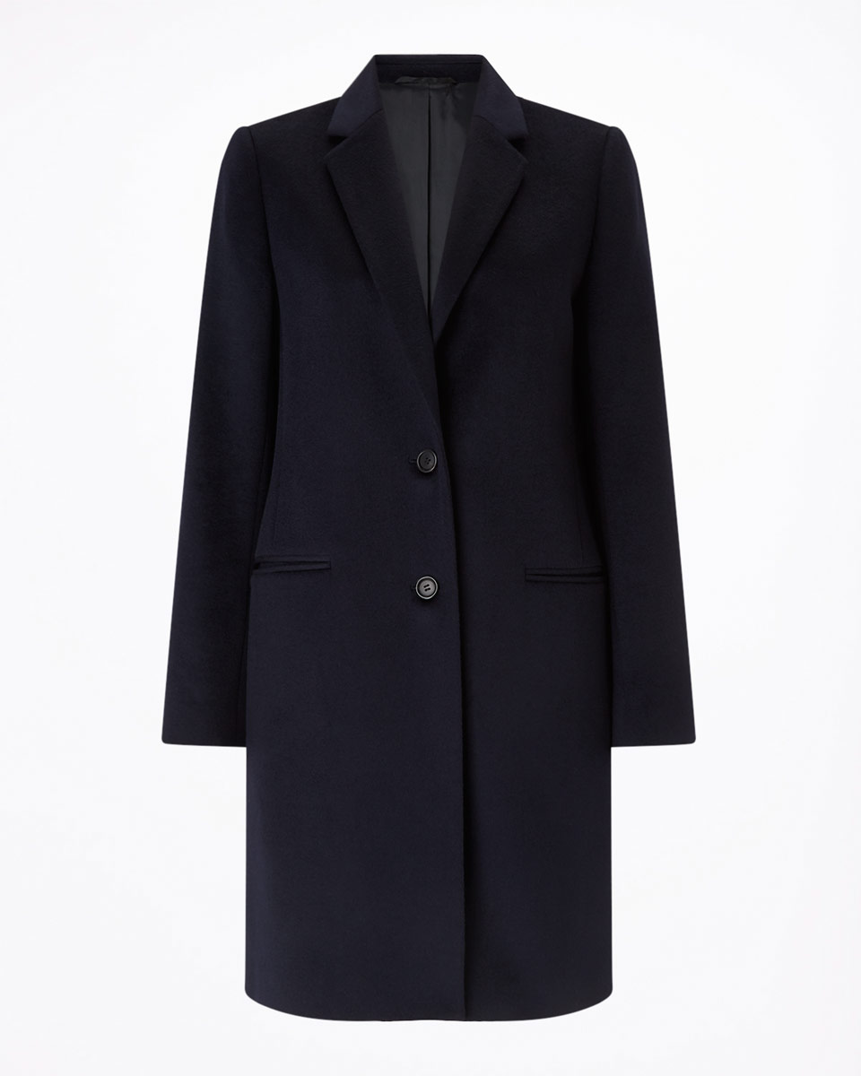 JIGSAW Wool Coat, £260