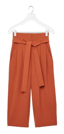 COS Quarter-length Bow Trousers, £69