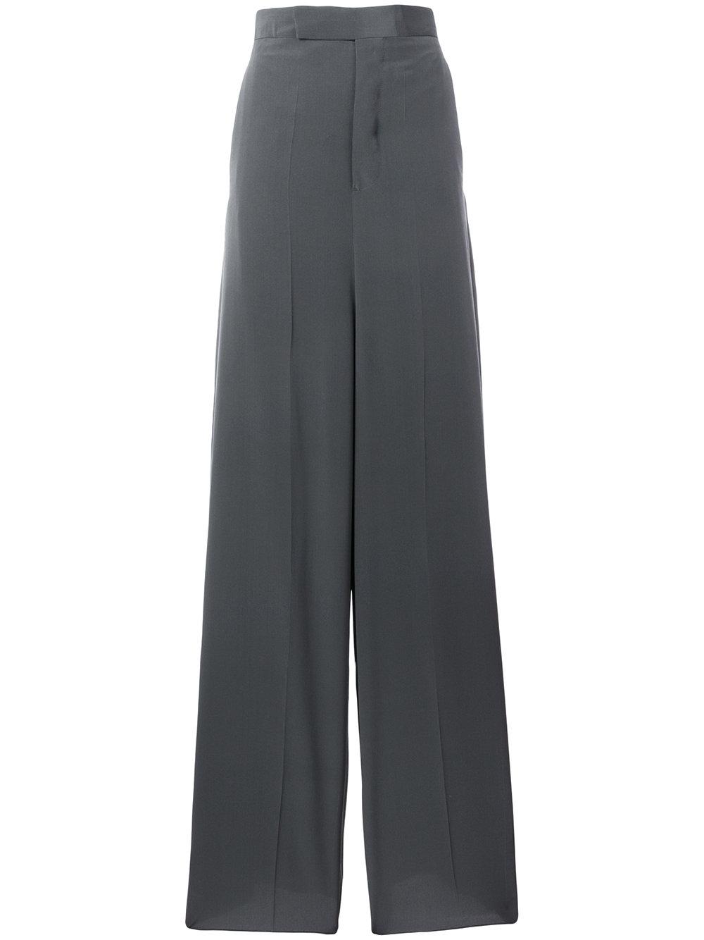 RICK OWENS Silk Palazzo Pants, £300
