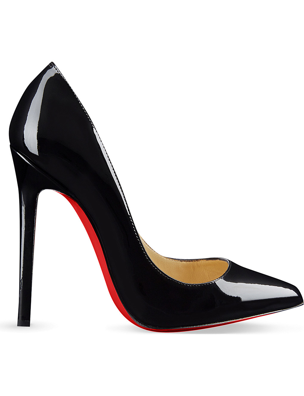 CHRISTIAN LOUBOUTIN Pigalle 120, £525.00