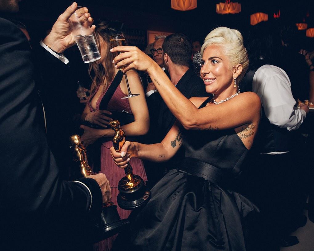 Lady Gaga Photo: Justin Bishop