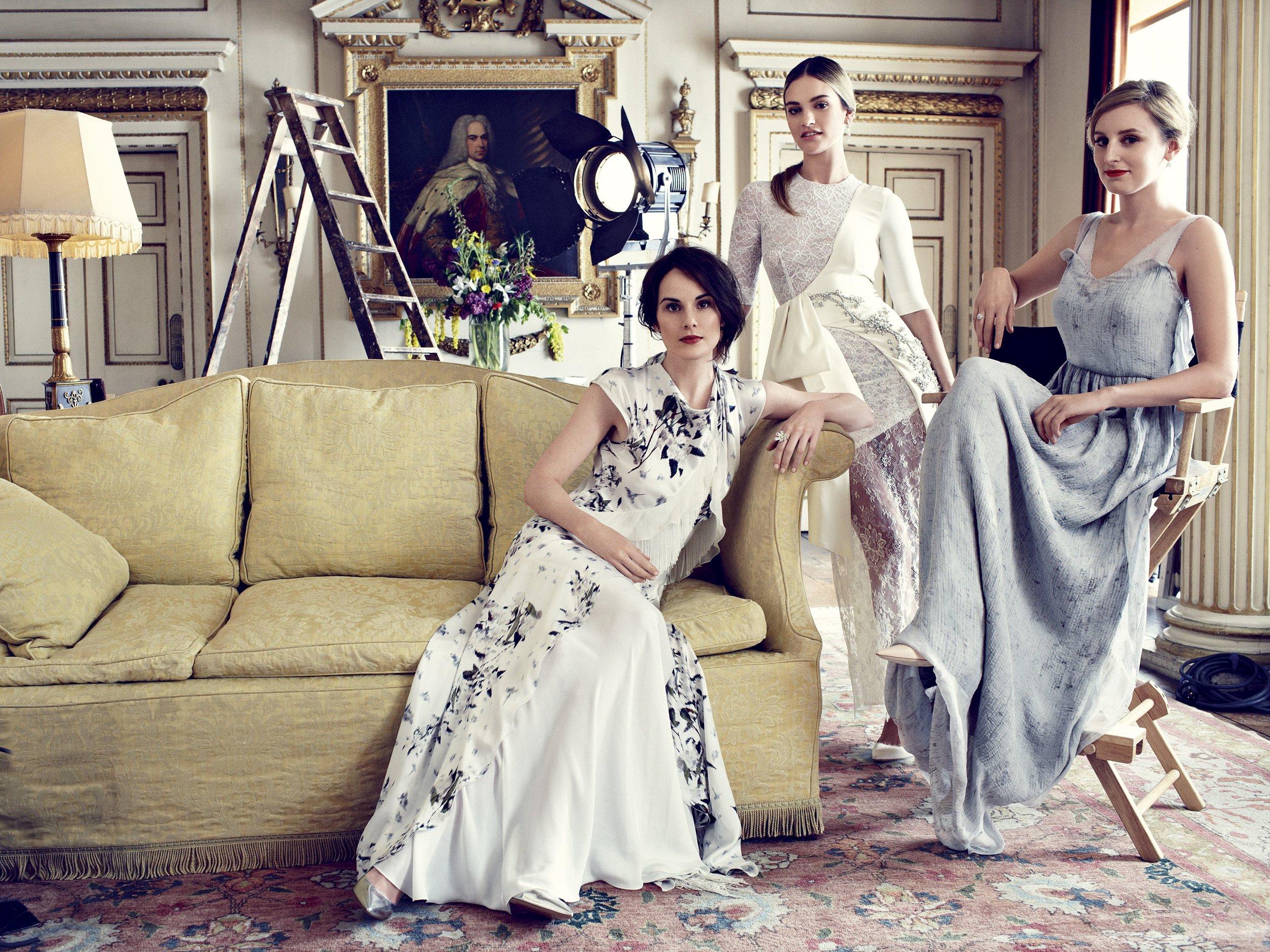 Alexi Lubormirski for Harper's Bazaar