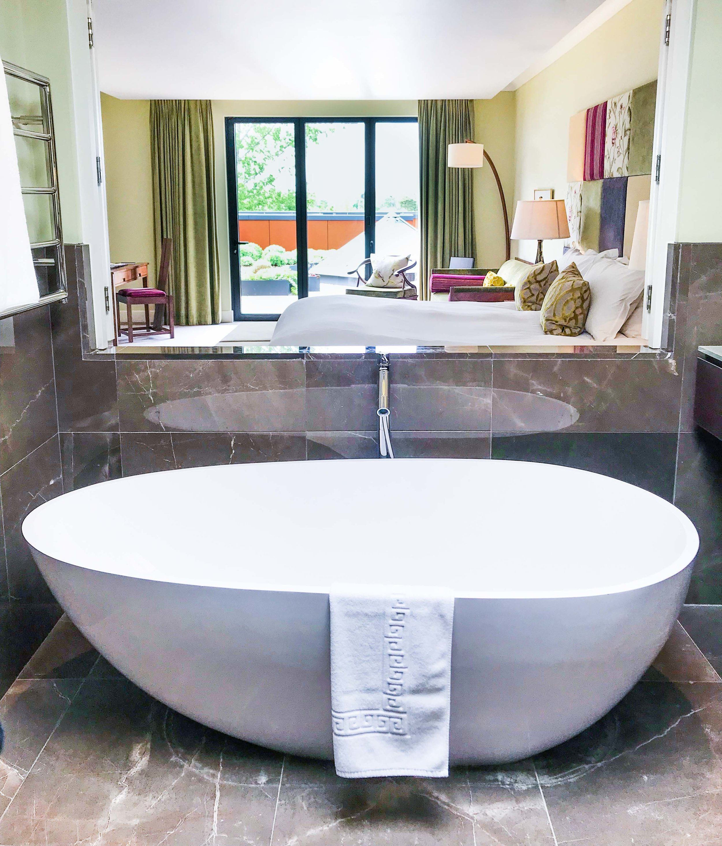 Ockenden Manor Hotel & Spa - The spa suite