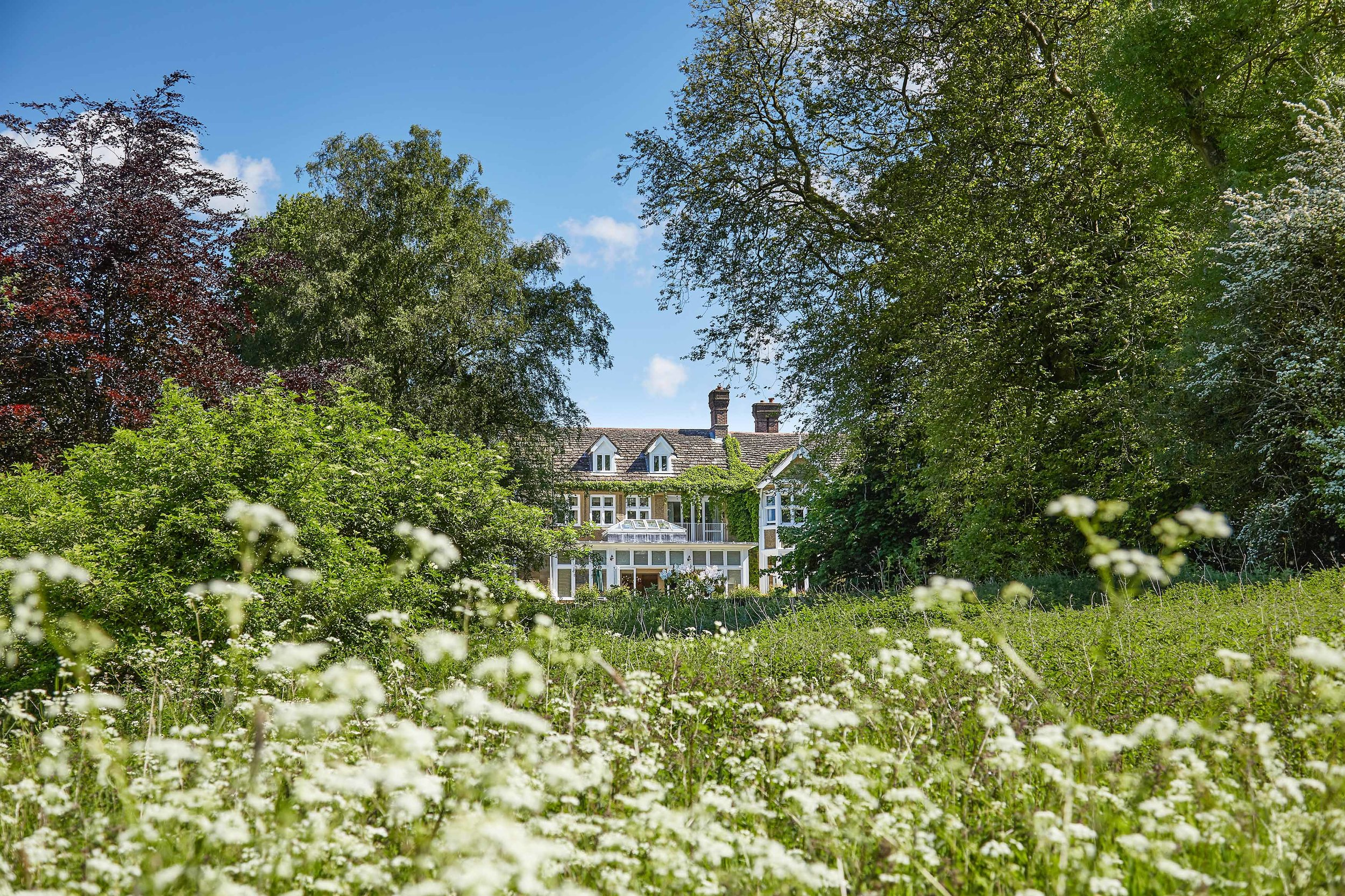 Ockenden Hotel and Spa in Cuckfield, West Sussex