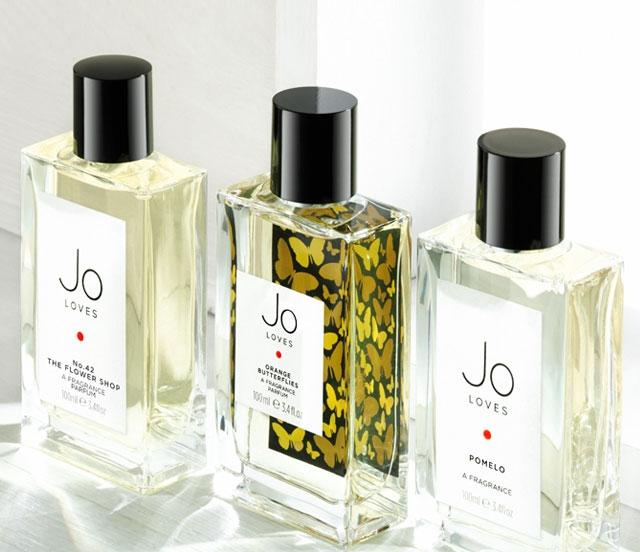 JO Loves perfume