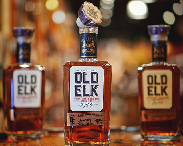 New Store-Picked Single Barrel!! This is a first for us, a cask strength single barrel bourbon from Old Elk Distillery. Greg Metze, former master distiller from MGP, is the master distiller of this Fort Collins distillery. The barrel finished at 111.2° and features a larger than normal amount of barley in the mash bill. Tasting notes from Gene coming in the near future. Cheers!