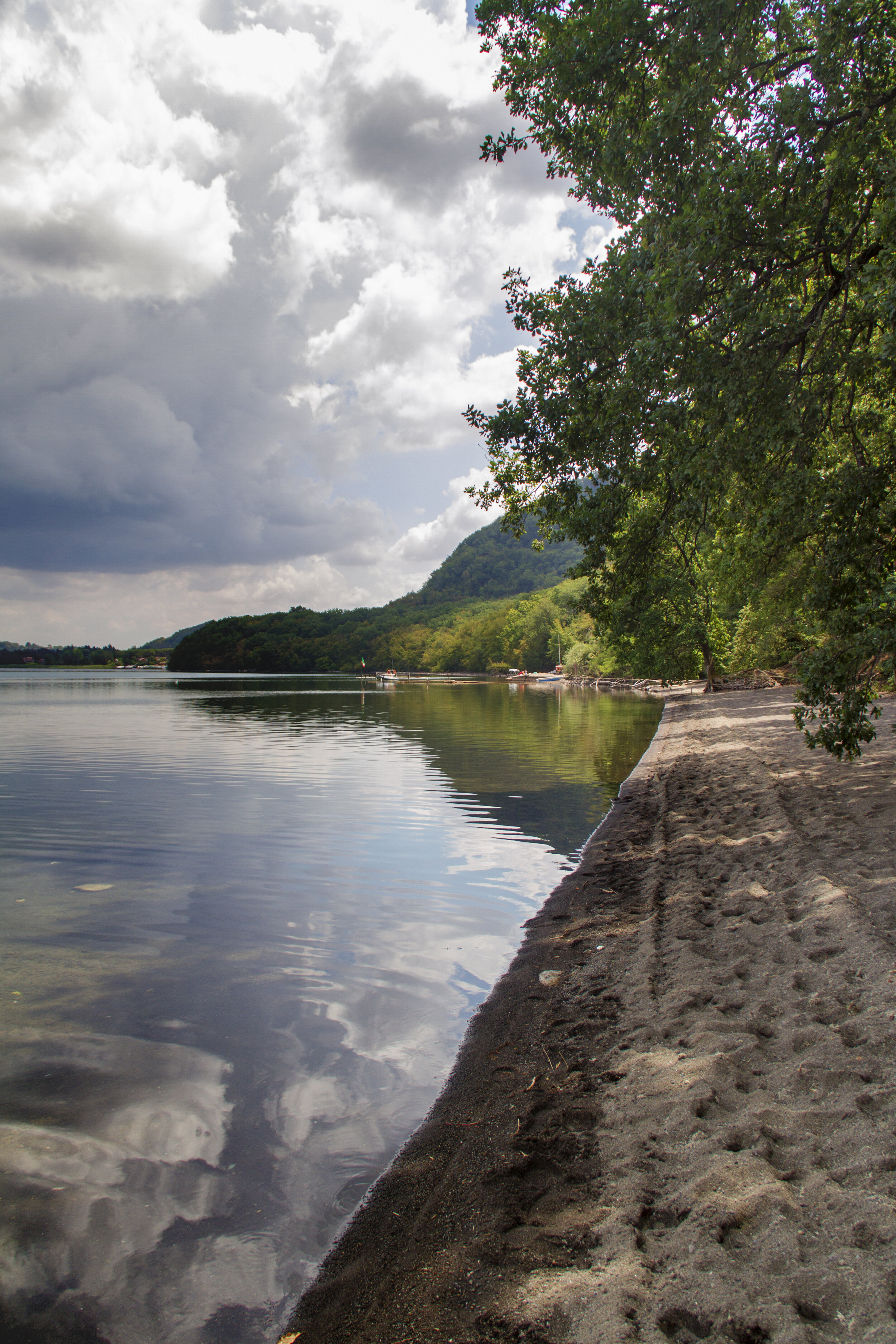 Lake Vico - Lake Vico is a volcanic lake located in the middle of the Cimini Mountains and a protected Natural Reserve. A popular destination in both summer and winter. Canoeing and horse riding are just some of the activities available.