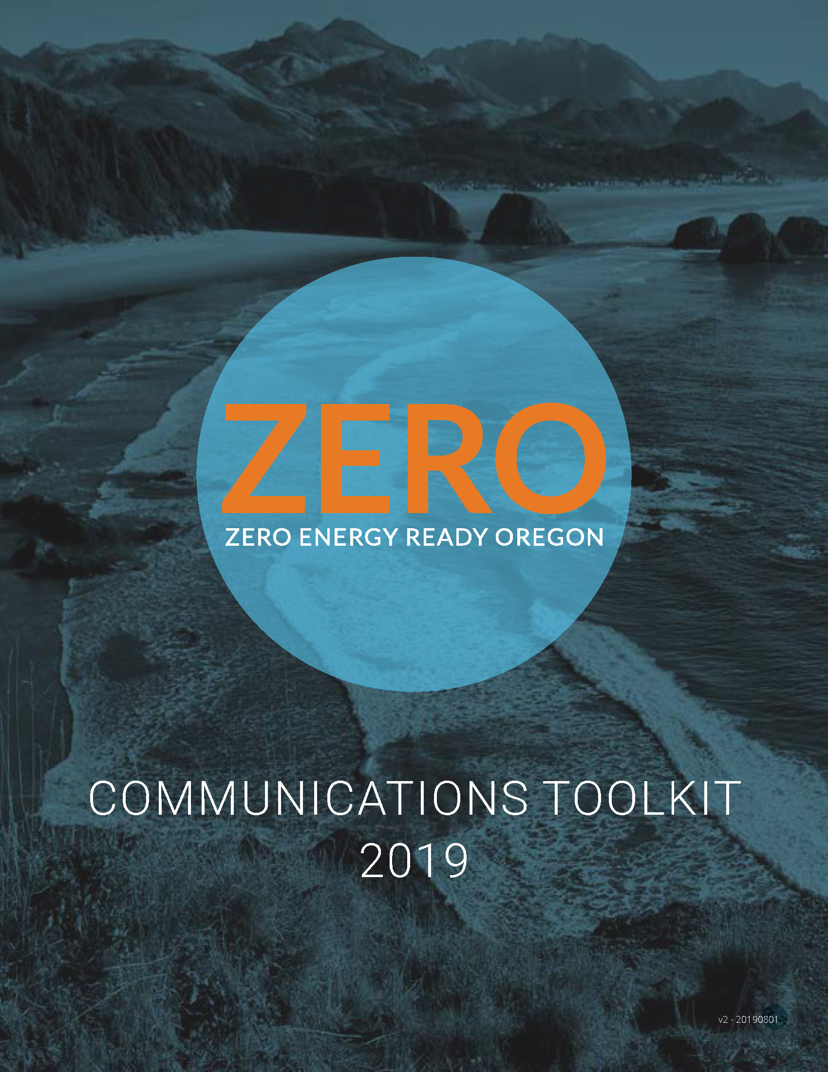 ZERO's Communications Toolkit is live! - This toolkit is a resource for Oregonians working to increase adoption of zero energy and zero energy ready buildings – policymakers, designers, builders, nonprofits, code writers, and climate justice advocates.