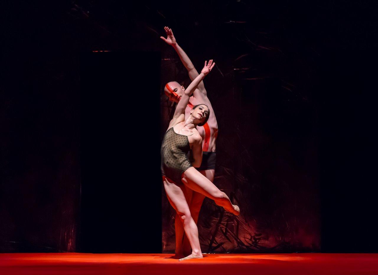 Original Score by Graham Reynolds for Ballet Austin.