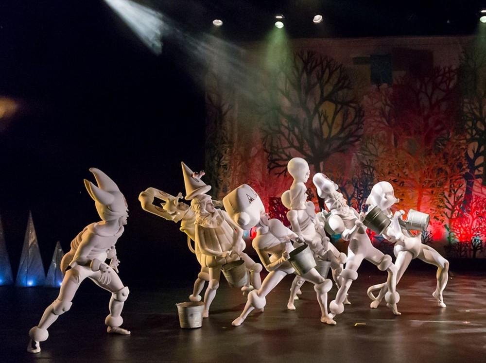 Original Score by Graham Reynolds for Ballet Austin