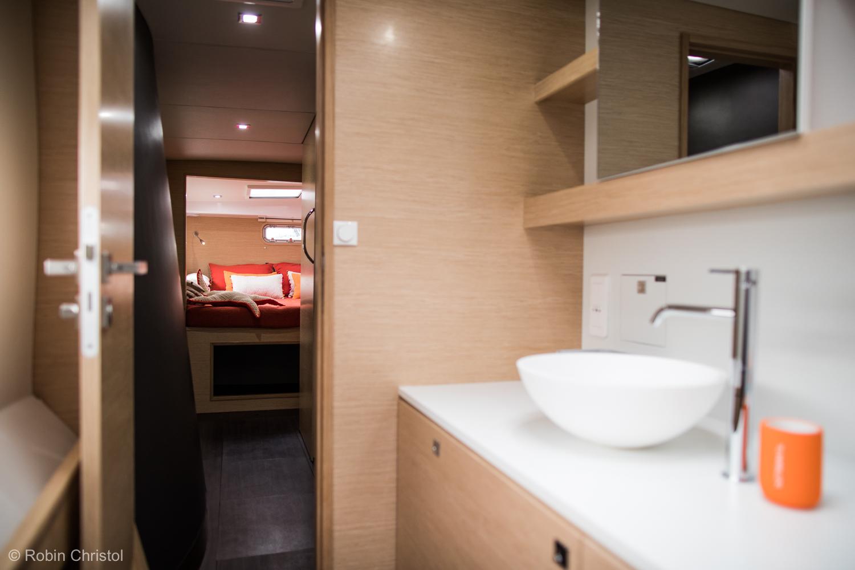 Outremer 45 catamaran interior head and cabin.jpg