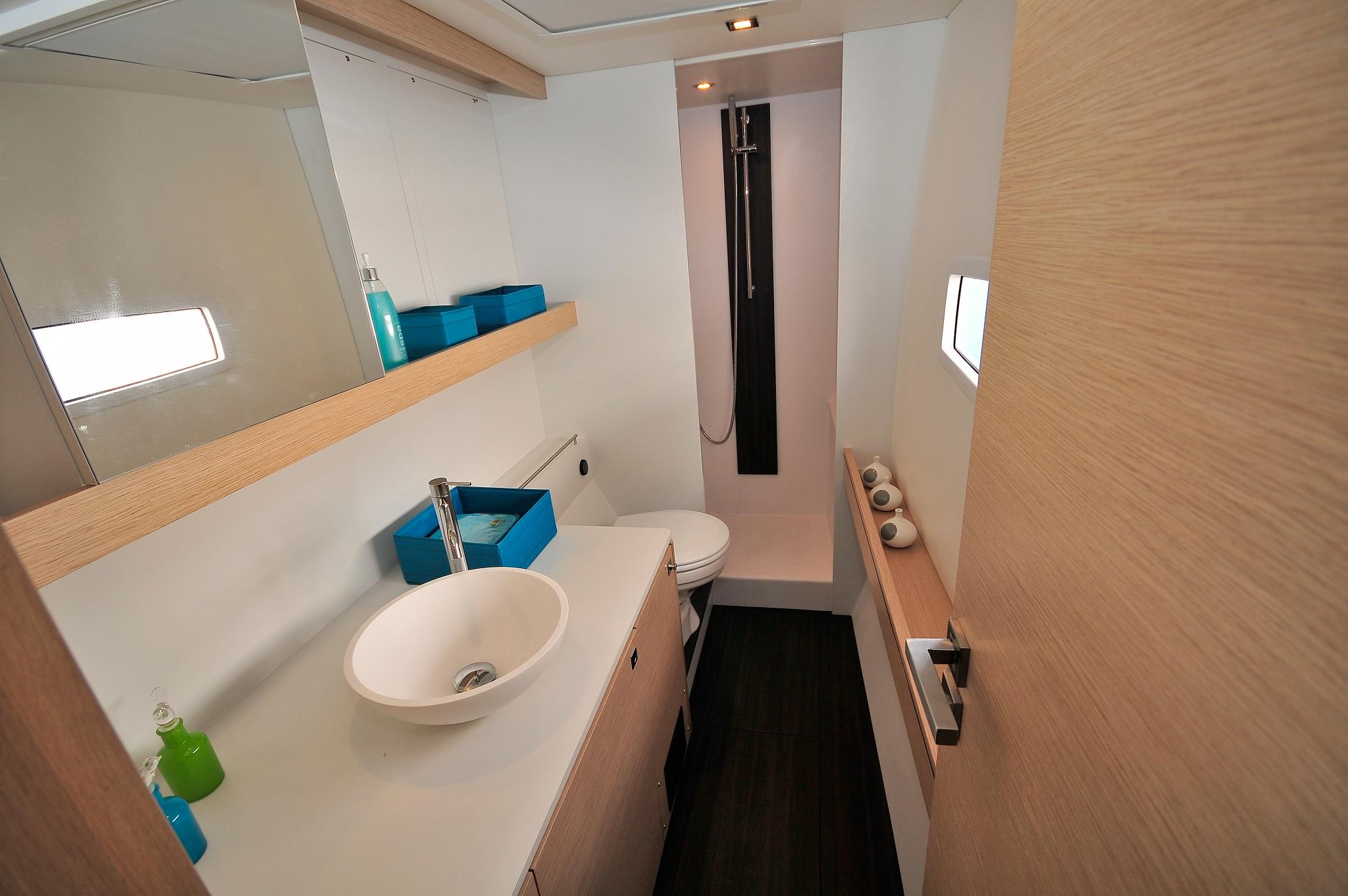Outremer 45 catamaran interior head.jpg