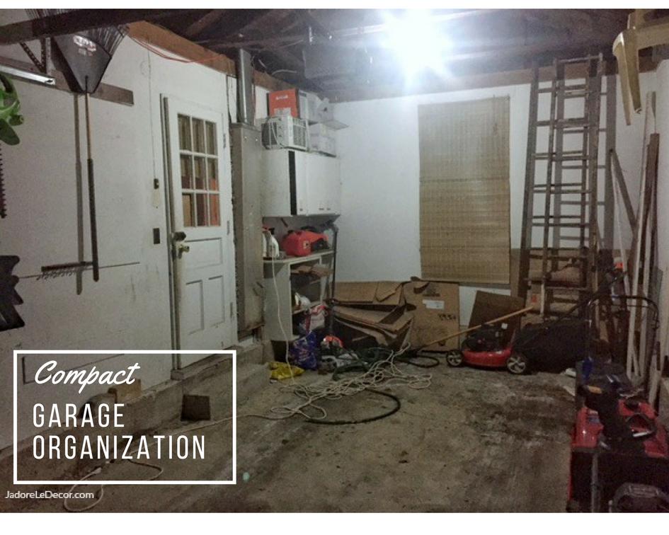 www.JadoreLeDecor.com | Small space living and organization| Whole House Organization Challenge 2018