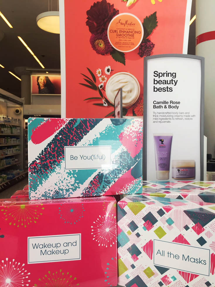 "www.JadoreLeDecor.com | When hunting for the perfect ""just because"" gift, Target comes to the rescue with Beauty Box by Target. 