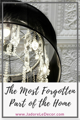 The Most Forgotten Part of Your Home is...