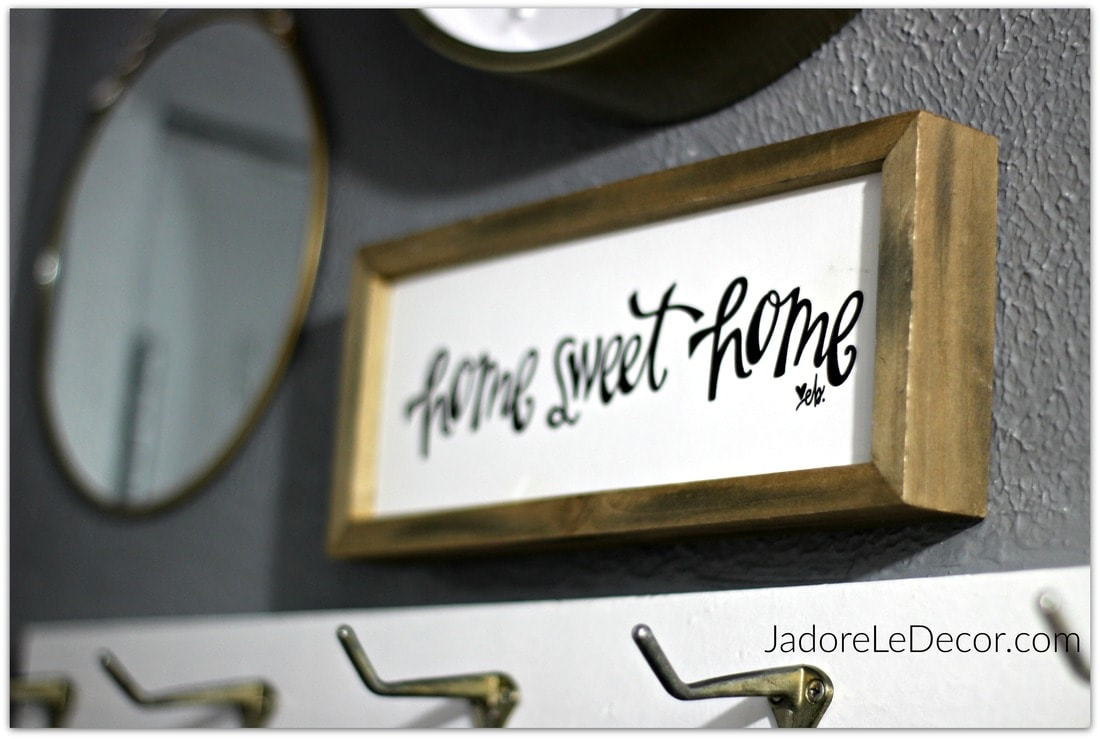 www.JadoreLeDecor.com | Follow me as I take a look back at the lessons I've learned during my first year of blogging.| Reflections on Blogging