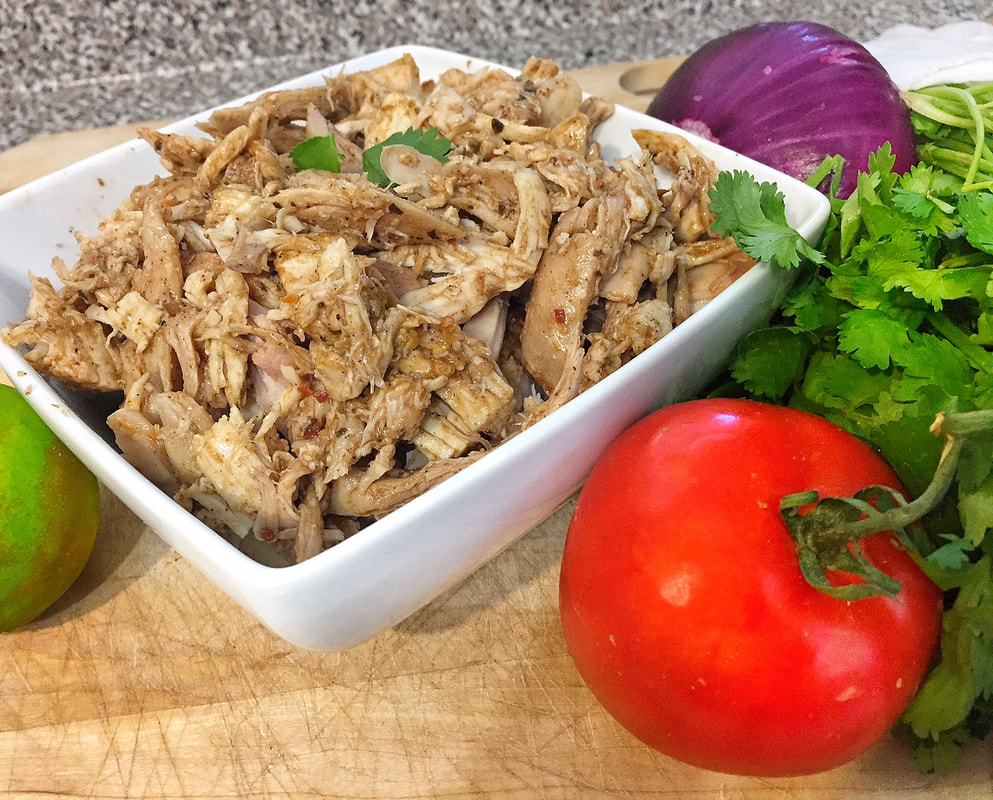 www.JadoreLeDecor.com | Need a recipe for a quick meal? Here's one for 20-minute jerk chicken tacos. | Food & Entertaintment | Recipes