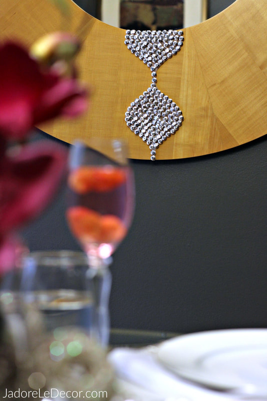 wwwJadoreLeDecor.com | Want to create a memorable experience for your guests? Here are four main points you need to know to host an awesome dinner party.