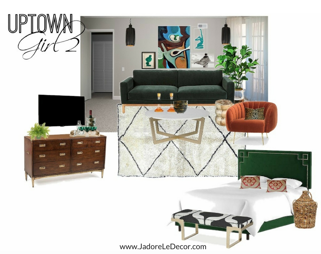 www.JadoreleDecor.com   If you'd like to bring your sense of fashion into your home decor,  this post is for YOU.