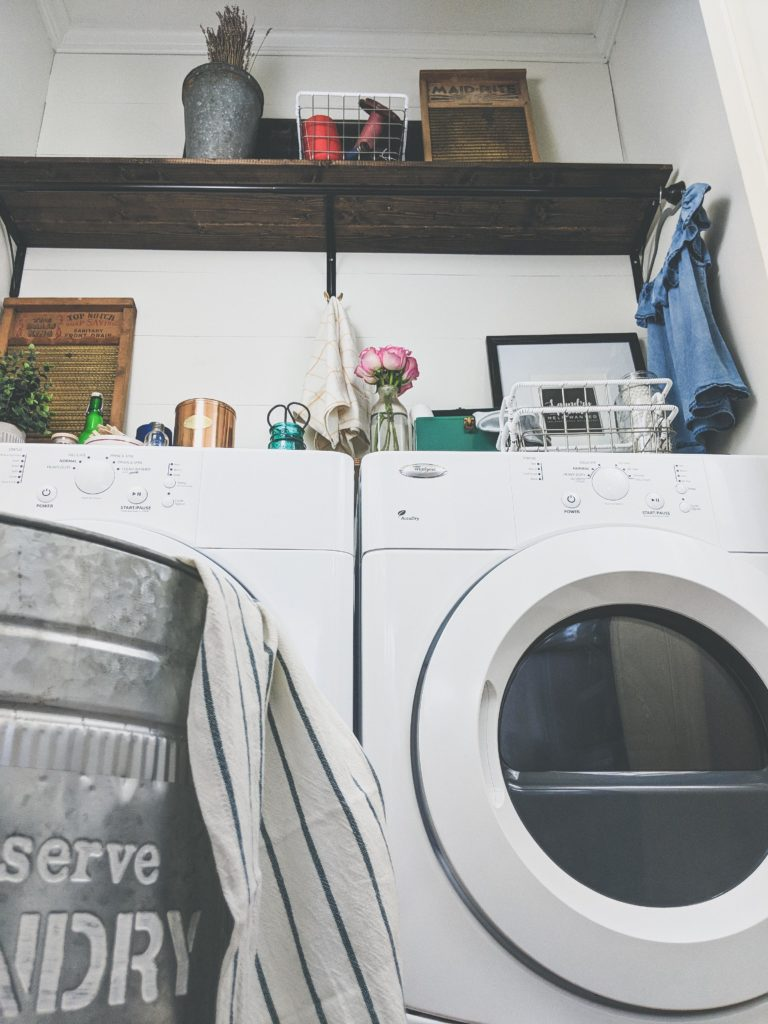 Source: Crystal, The Holliday Collective | Laundry Room AFTER